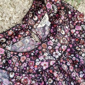 Romy Tops - Floral dress tank